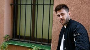Antonio José, hace unos días en Barcelona.