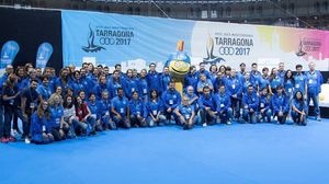 Voluntarios de Tarragona 2017.