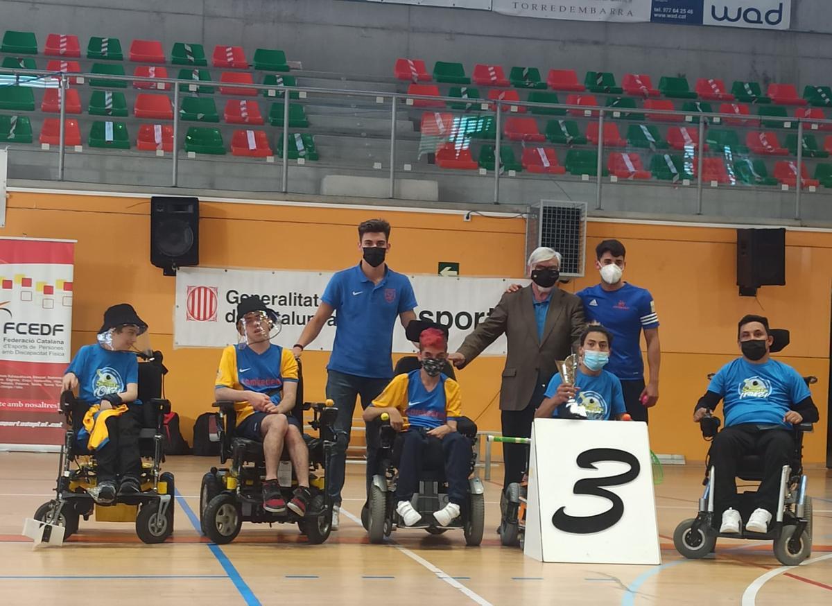 Campeonato de Torredembarra, el pasado mes de junio.