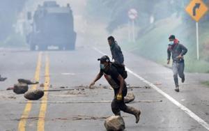 Las protestas indígenas en Colombia se han tornado violentas.