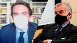 Resumen de la declaración de Aznar en el juicio por la caja b del PP