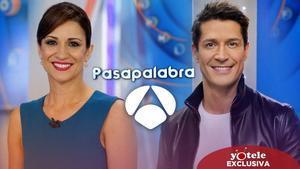 Silvia Jato y Jaime Cantizano vuelven a 'Pasapalabra' por su 20 aniversario