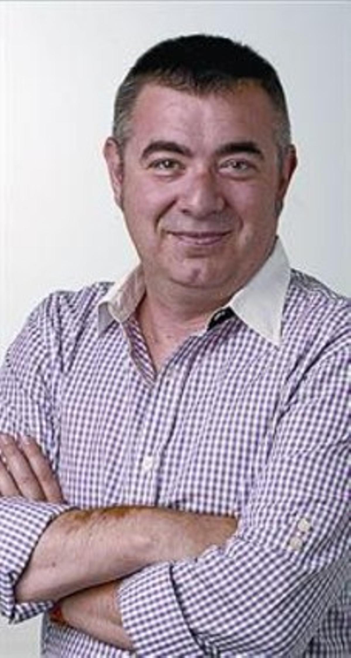 Pau Arenós.