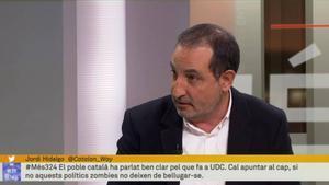 Imagen de uno de los tuits, en esta ocasión contra Ramon Espadaler, que el CAC quiere evitar que vuelvan a aparecer en TV-3.