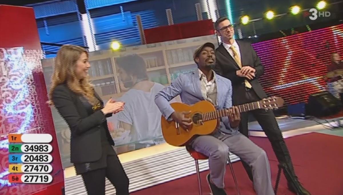 Mel Semé, el autor de la canción de La Grossa 2016.