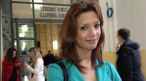 La modelo Imane Fadil, que presuntamente ha muerto envenenada.