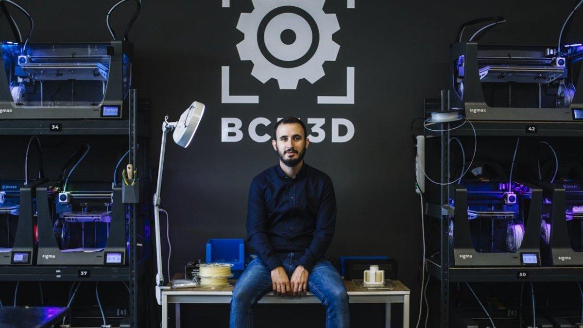 BCN3D cierra una ronda de 2,8 millones