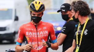 Pello Bilbao, el ciclista que mai falla