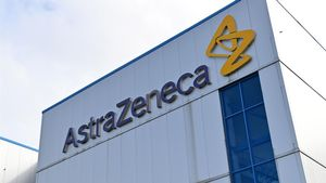 (FILES) In this file photo taken on July 21  2020 a general view is pictured of the offices of British-Swedish multinational pharmaceutical and biopharmaceutical company AstraZeneca PLC in Macclesfield  Cheshire on July 21  2020  - Shares in British pharmaceuticals group AstraZeneca slumped on December 14  2020 on investor doubts over a gigantic  39-billion (32 2-billion-euro) purchase of US biotech firm Alexion  analysts said  (Photo by Paul ELLIS   AFP)