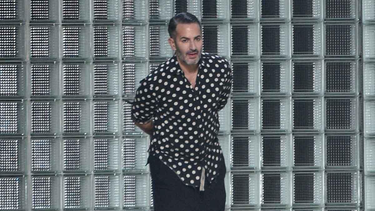 Marc Jacobs, durante un desfile de la Semana de la Moda en Nueva York.