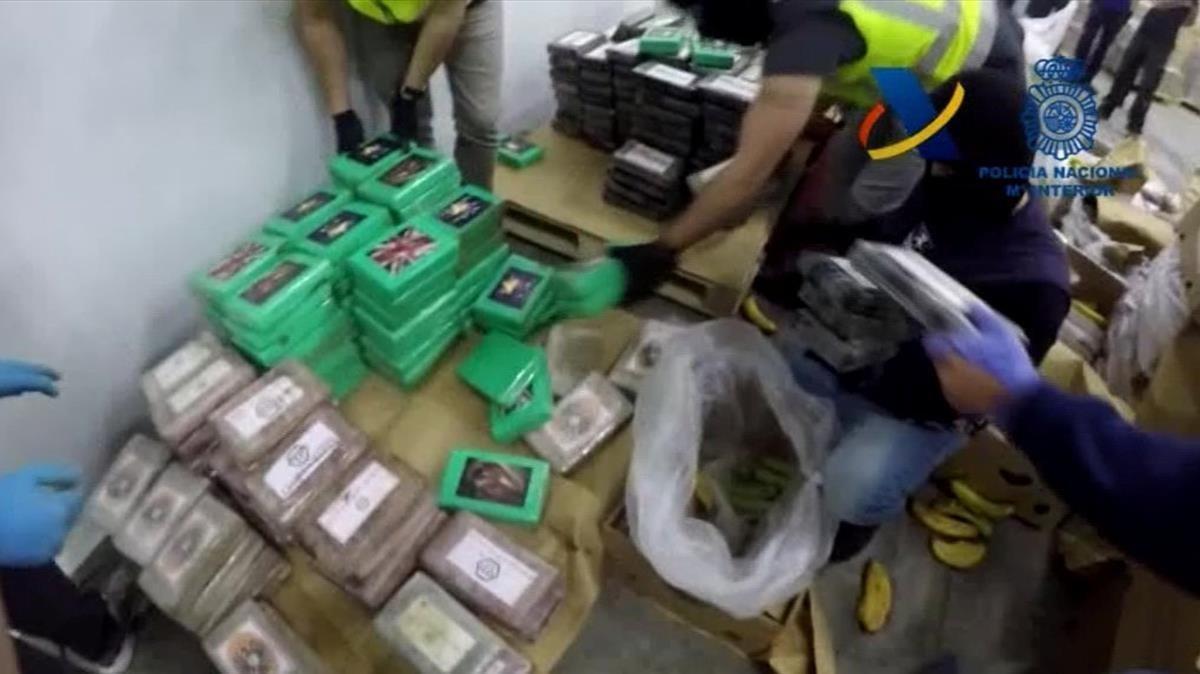 """La Guàrdia Civil alerta de la gestació d'un """"càrtel de la droga"""" a Andalusia"""