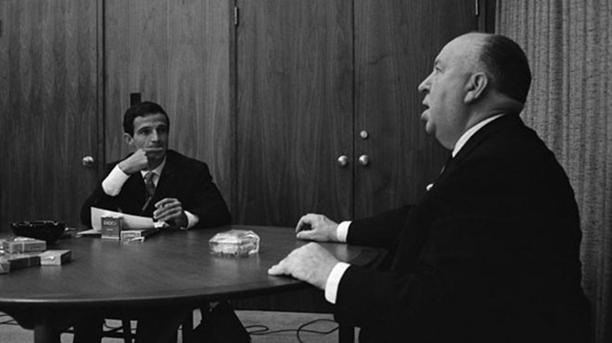 Tráiler de 'Hitchcock / Truffaut' (2015).
