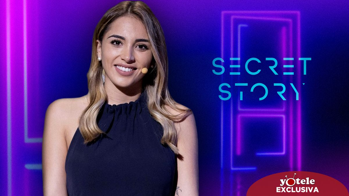 Sandra Pica, tercera concursante cerrada de 'Secret story' en Telecinco