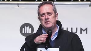 Joaquim Forn, en marzo pasado.