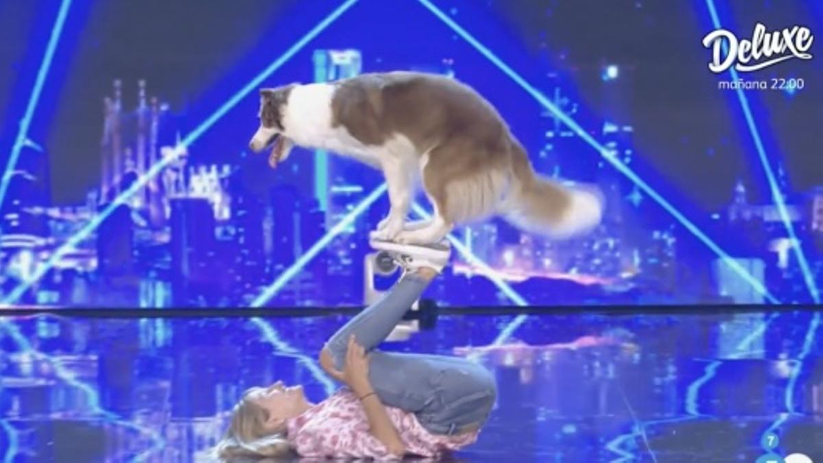 'Got Talent' vuelve a Telecinco como líder absoluto sobre la final de 'Family Feud'