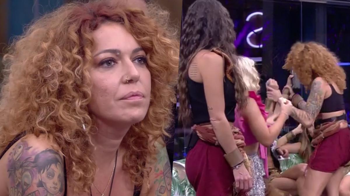 Sofía Cristo en 'Secret Story'.