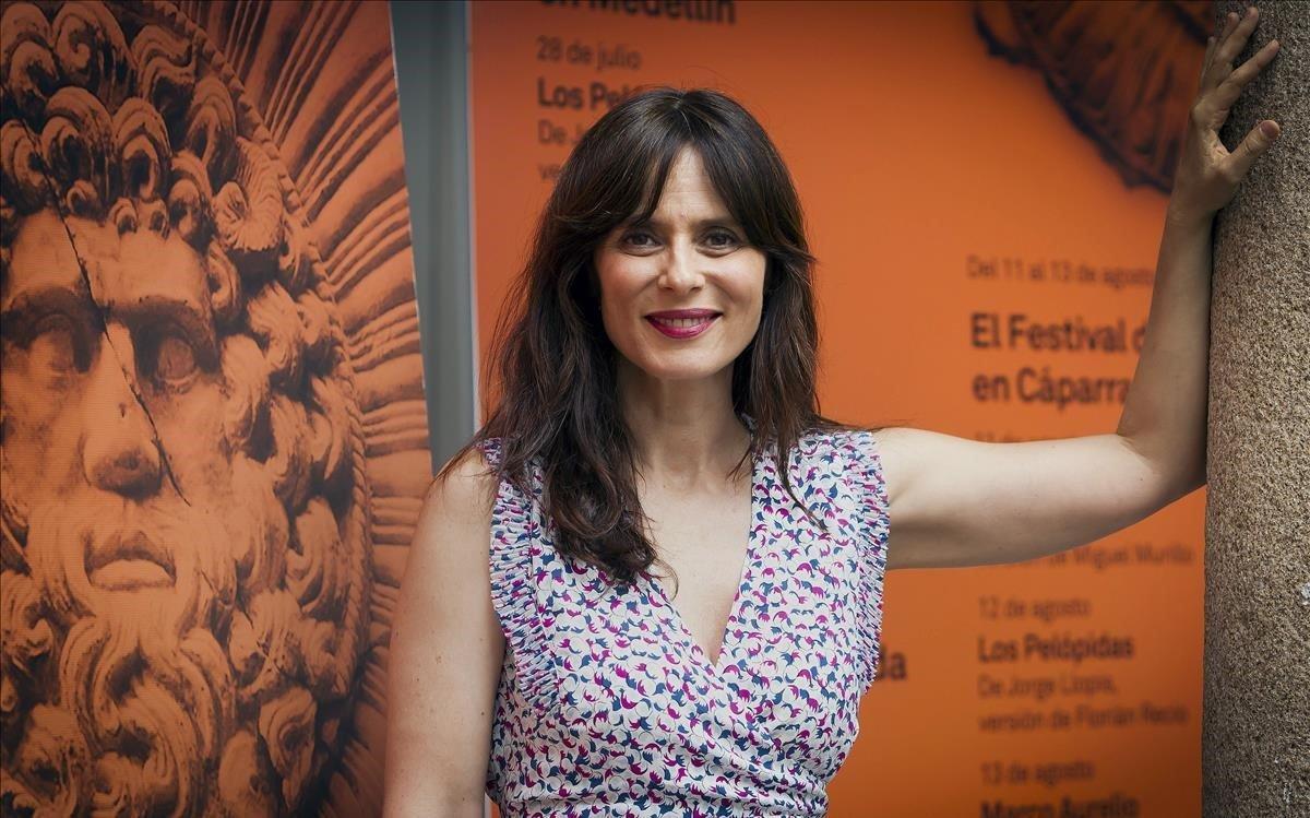 Aitana Sánchez-Gijón protagonizará 'El corazón del Imperio'.