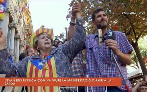 El mal reportero según TV-3 ('Sense ficció').