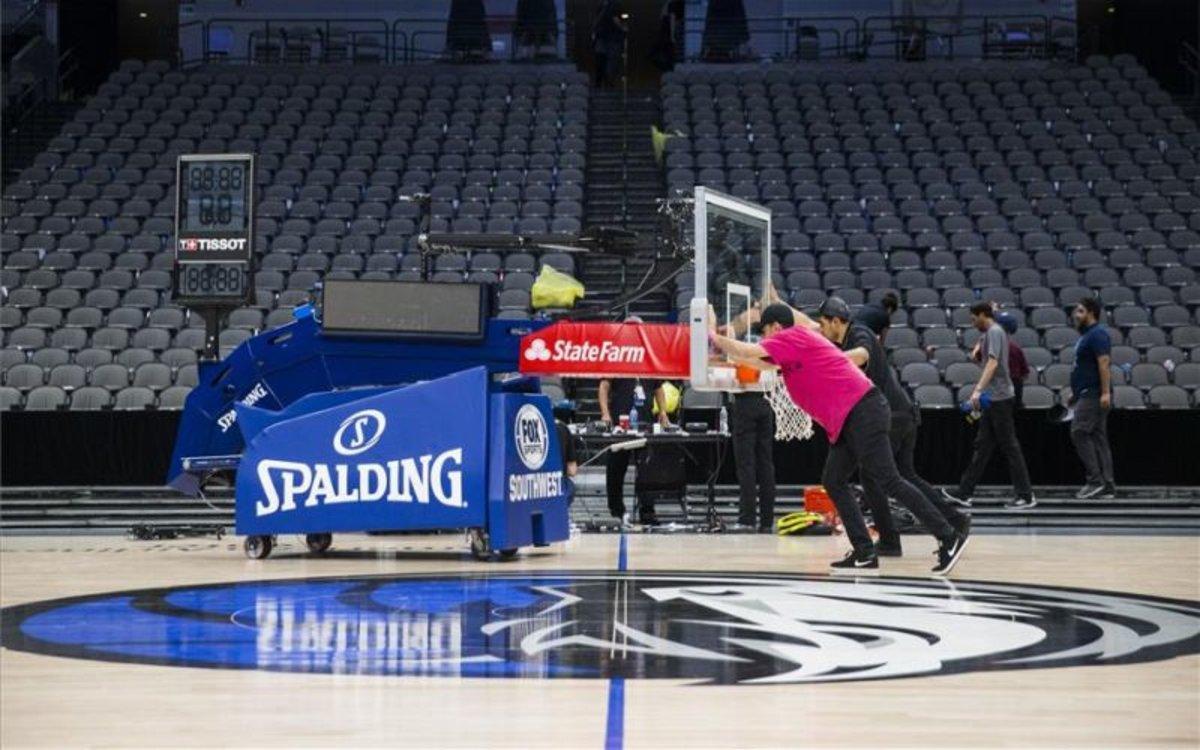 La NBA está parada por el coronavirus.