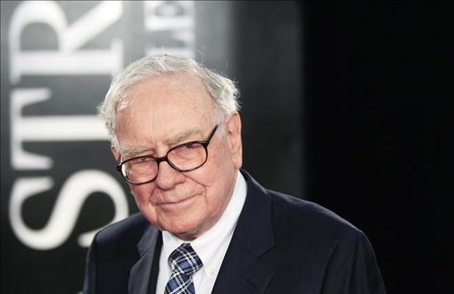 1. El empresario Warren Buffett donó en el 2014 un total de 2.800 millones de dólares.