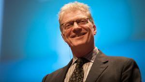 Ken Robinson (Liverpool, 1950 - Lo Ángeles, 2020).