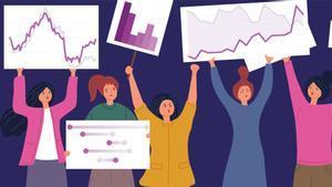 Lejos aún de la igualdad: la situación de la mujer en 10 gráficos