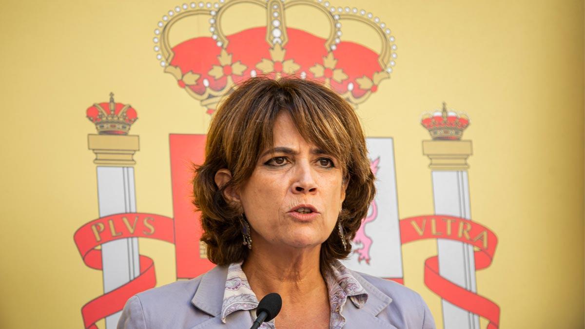 Dolores Delgado será la nueva fiscal general del Estado.