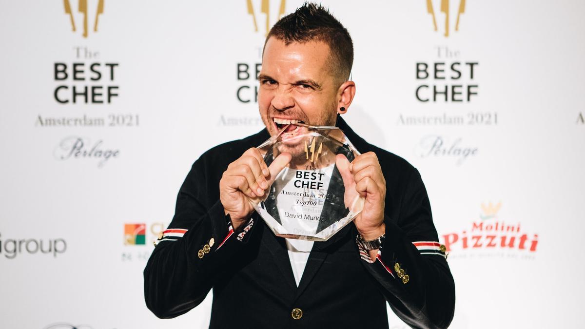 David Muñoz, elegit millor cuiner del món