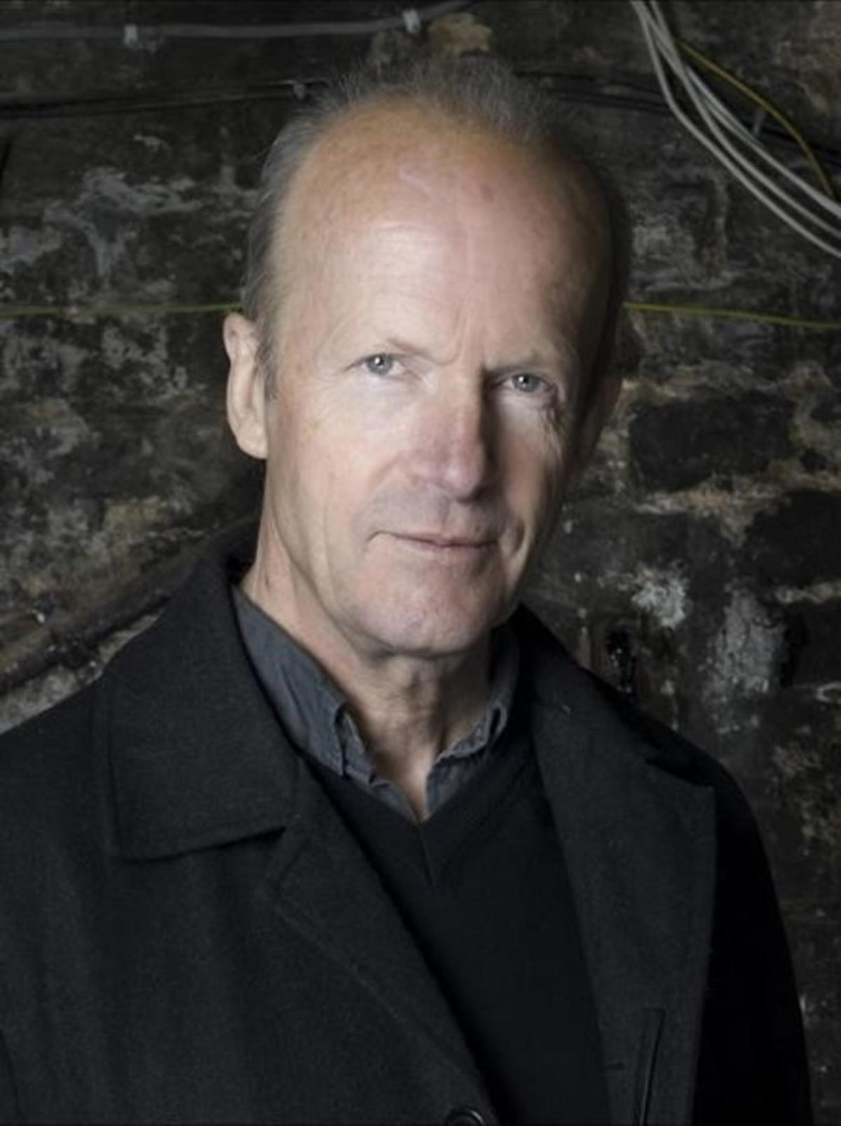 El escritor británico Jim Crace.
