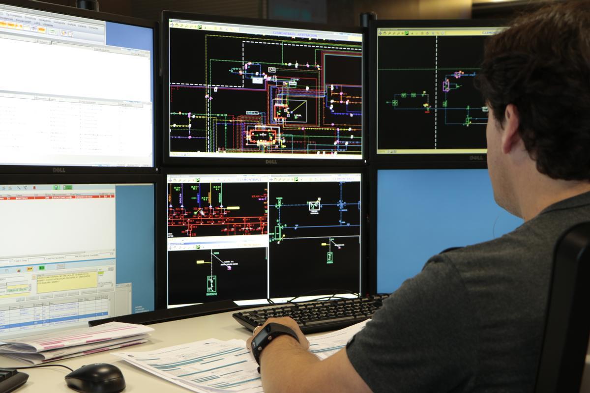 La digitalización de la red eléctrica permitirá una gestión más eficiente de los recursos