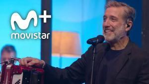 Emilio Aragón en la presentación de 'B.S.O', su nuevo programa en Movistar +