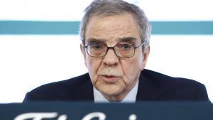 L'expresident de Telefónica César Alierta, en coma induït després de tenir un segon infart