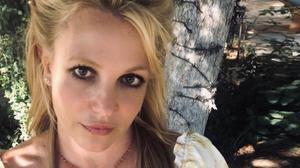 Imagen reciente de la cuenta de Instagram de Britney Spears.