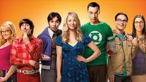 Los actores de 'The Big Bang Theory'.
