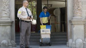 Macrooperación policial por corrupción en la Diputación de Barcelona.
