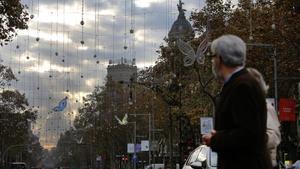 La campanya nadalenca posa a prova la resiliència de Barcelona