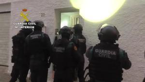 Desmantellada una xarxa narco que cultivava marihuana a nou localitats de Barcelona i Tarragona