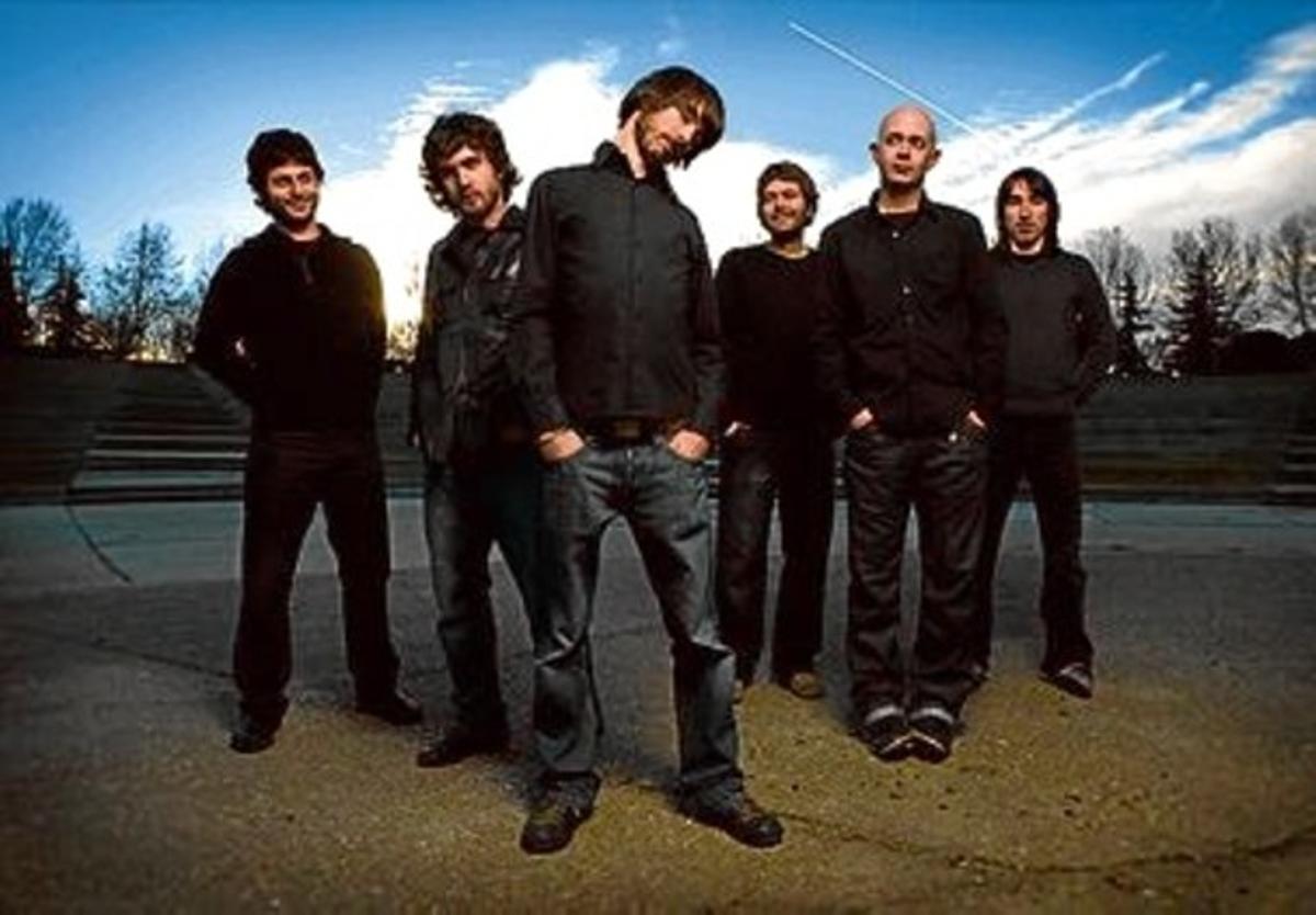 La banda madrileña Vetusta Morla, en una imagen promocional.