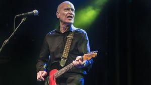 Wilko Johnson en Apolo, com dèiem ahir