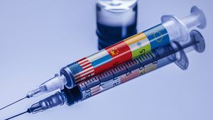La guerra fría geoestratégica de las vacunas.