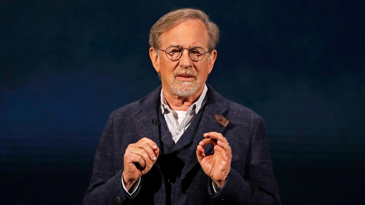 Steven Spielberg, en una imagen de archivo.