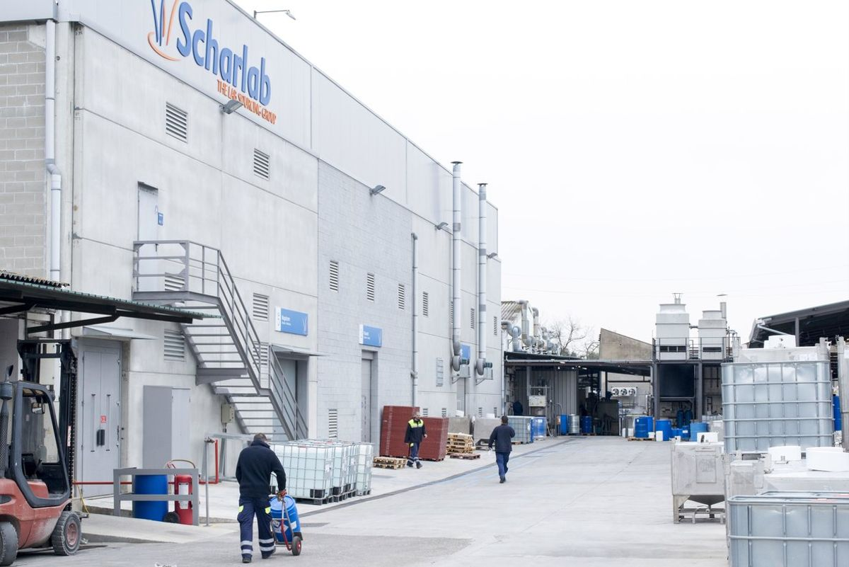 Scharlab invierte 10 millones de euros en Sentmenat