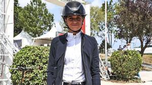 El poni que va canviar la seva vida: així és Sira Martínez, la filla campiona de Luis Enrique