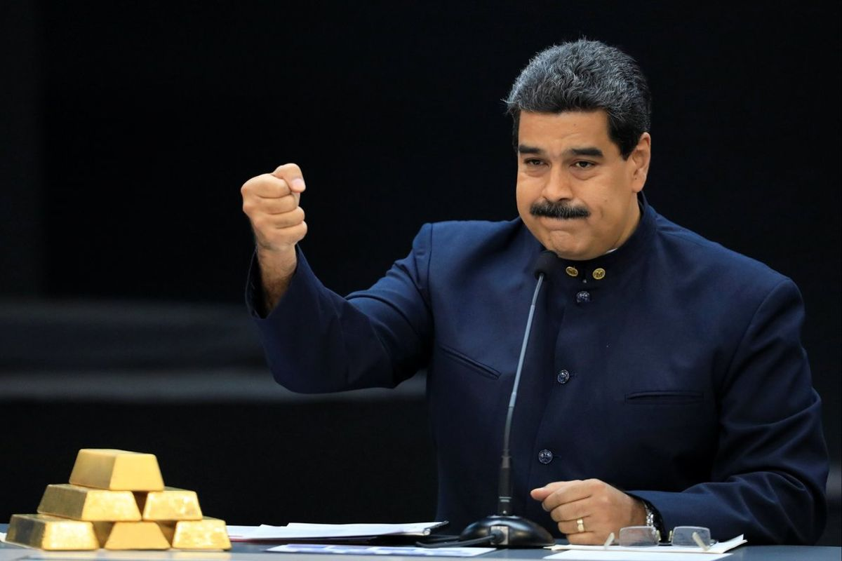 Madurosolicitó este fin de semana 5.000 millones de dólares al FMI.