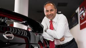 Marco Toro, director general de Nissan Iberia: «La marca ni se'n va, ni se n'anirà, d'Espanya ni d'Europa»
