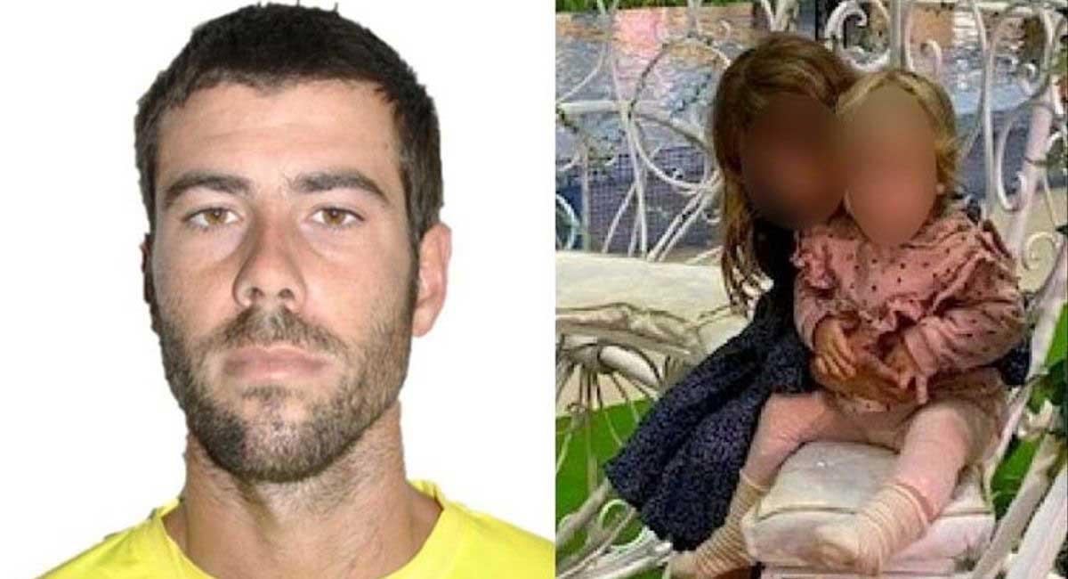 El pare de les nenes desaparegudes va entregar una caixa amb diners a la seva nòvia