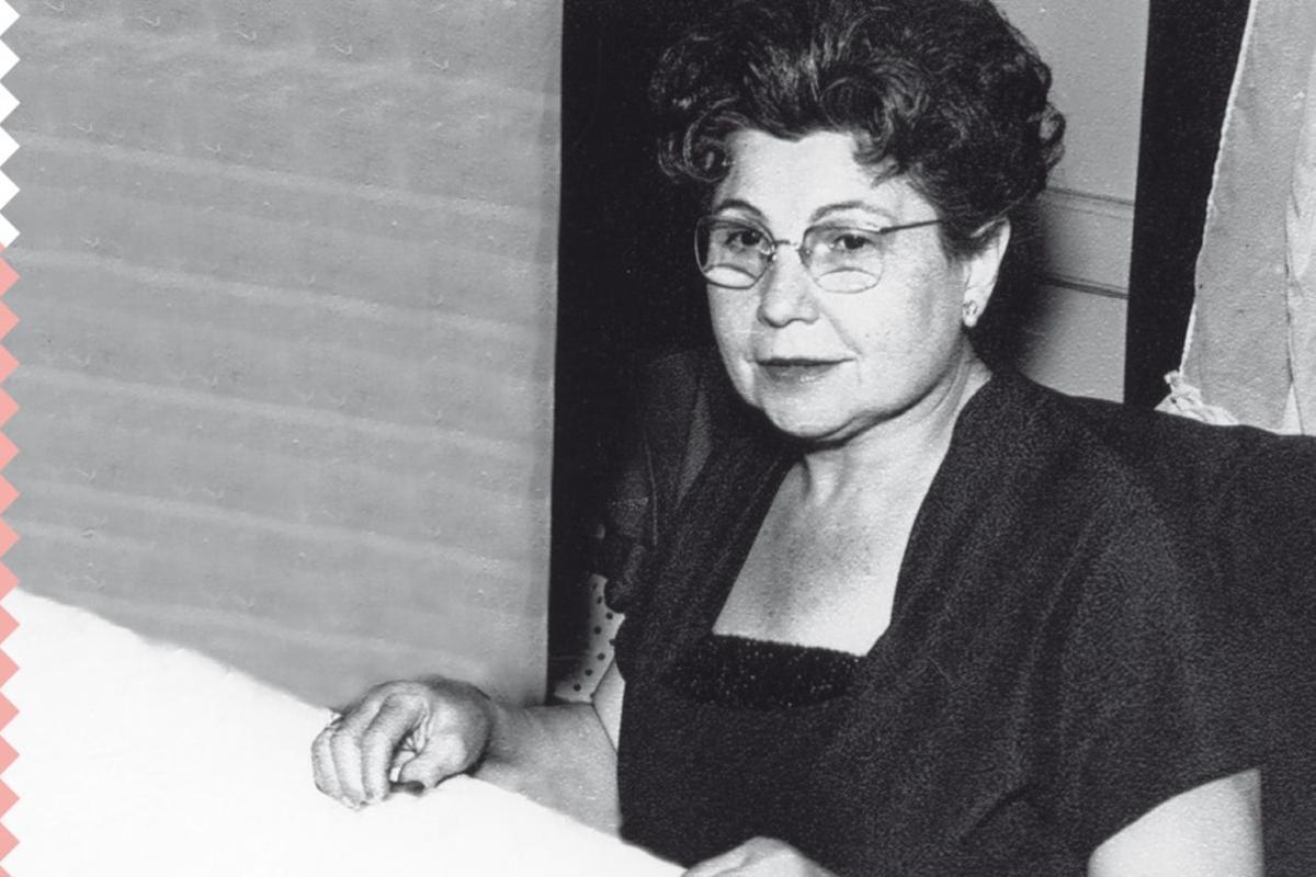 Maria Illa Gumà, modista rubinense.
