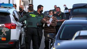 El hombre detenido por matar a sus dos hermanos en Badajoz.