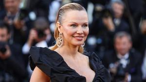 Pamela Anderson, en una imagen del 2017.