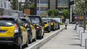 Les tarifes del taxi de Barcelona no pujaran l'any que ve